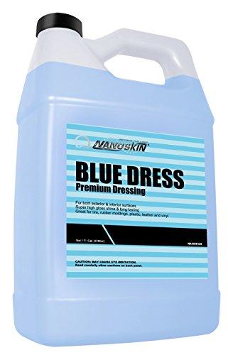 Dressing Blue - Nanoskin (NA-BDS128) Blue Dress Premium Dressing - 1 Gallon