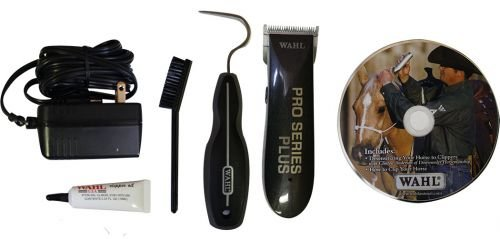 Wahl Series Pro (Wahl PRO Series Plus Cord/Cordless Rechargable Clippers Animal Clipper Kit Extra Powerful)