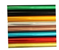 Sparset mit 8 Staffelstäben Junior Vinex Aluminium, IAAF zertifiziert, 8 Farben
