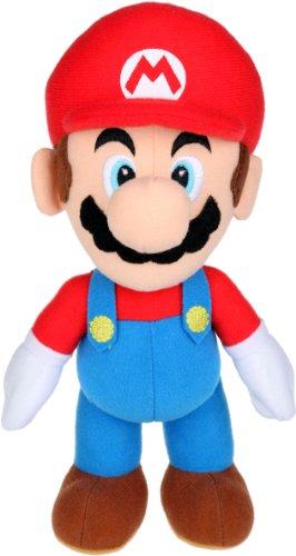 "Nintendo Mario - 6"" Plush Mario toy"