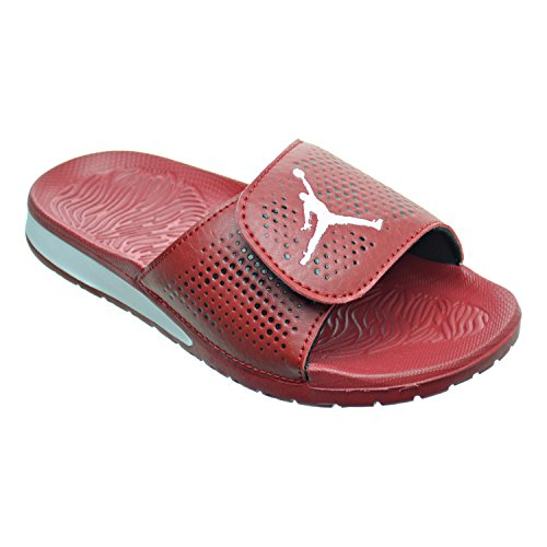 Nike Hydro 5 BP Little Kids Sandals Gym Red/White/Black 8...