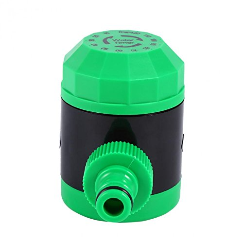 2 Hours Automatic Mechanical Watering Timer Hose Sprinkler Irrigation Controller Garden Supply Tools