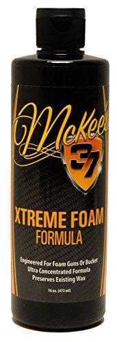 McKee's 37 MK37-800 Xtreme Foam Formula Auto Shampoo, 16 fl. oz.
