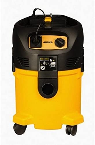 Mirka MV-912 aspiradora portátil de 30 litros: Amazon.es: Hogar