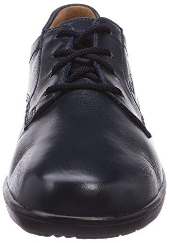 Ganter G Mujer de Anke Cordones Azul Zapatos Weite Brogue Er1rCq