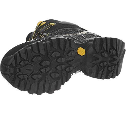 LA SPORTIVA CORE HIGH GTX GORE-TEX SURROUND SCARPONE DA PER HIKING UOMO GRIGIO BY - Black/Yellow