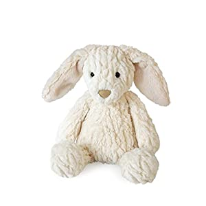 "Manhattan Toy Adorables Lulu Bunny Stuffed Animal, 12"" by Manhattan Toy"