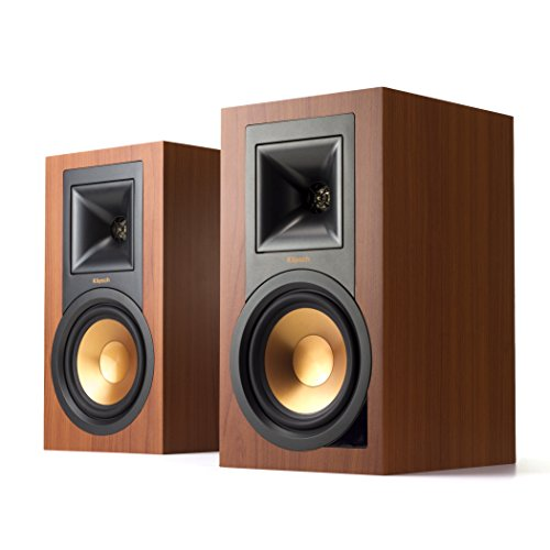 Klipsch R-15PM Powered Monitor - Cherry (Pair)