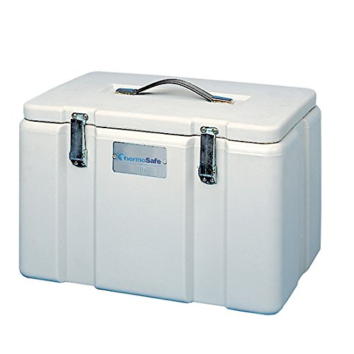 Dry Ice Storage Chest - ThermoSafe 390 Dry Ice Storage Insulated Field Carrier, polyethylene, 1 cu ft