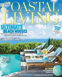 Coastal Living Magazine - Ultimate Beach Houses (October, 2010) (Cottage Coastal Interiors)
