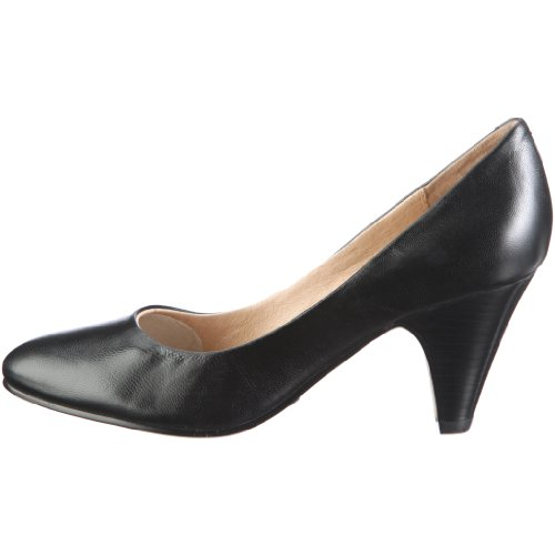 10663 Buffalo Donna Con London 107 Nero Scarpe black Tacco 01 schwarz 94705 EEwOcqrdf