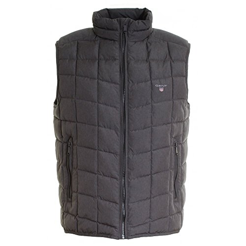 Gant Lightweight Cloud Gilet M Gray by GANT
