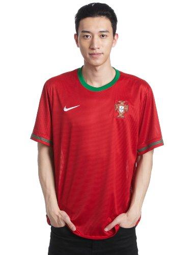 船乗り使役みがきます(ナイキ) NIKE 【Y1】ポルトガル 2012 ホーム 半袖レプリカユニフォーム ナショナルチーム レプリカシャツ