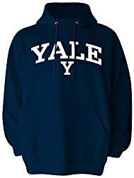 Ncaa Yale Bulldogs Pullover Hood, X-large, Navy