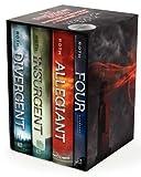 download ebook the divergent series( divergent insurgent allegiant four)[boxed-divergent series 4v][boxed set] pdf epub