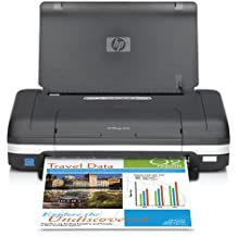 HP H470b Officejet Mobile Printer