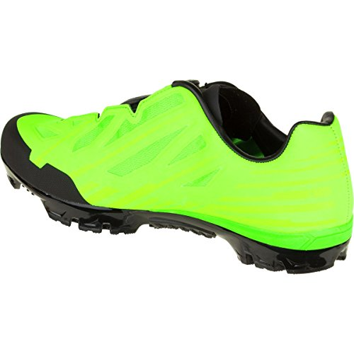 Pearl Izumi X-Project P.R.O. Limited Edition Cycling Shoe - Men's Screaming Green, 44.0