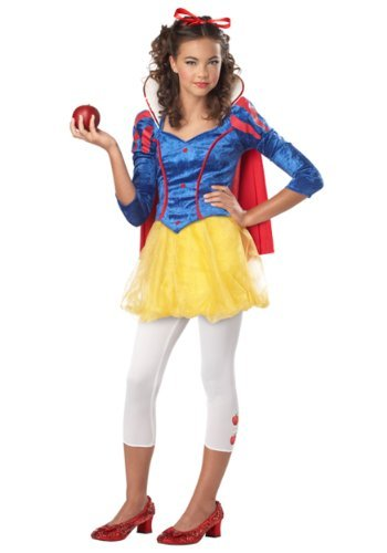 California Costumes Sassy Snow White Tween Costume, Large]()