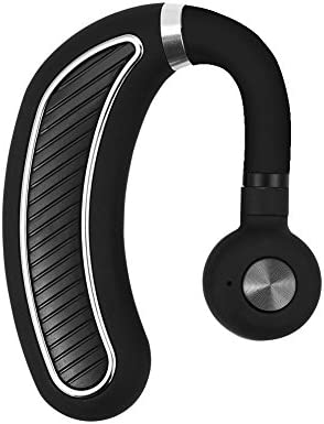 Zerone K21 Business Bluetooth Headset, Sweatproof Bluetooth Headphones Wireless V4.1 Business Earpiece with Noise Reduction Mic Earbuds for Office Business Workout