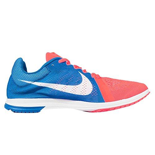 Nike Herren Zoom Streak Lt 3 Laufschuhe Blau (Blau (photo blue/white-total crimson))
