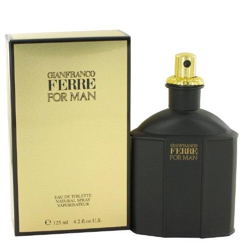 FERRE by Gianfranco Ferre Men's Eau De Toilette Spray 4.2 oz - 100% Authentic