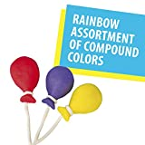 Play-Doh Modeling Compound 10-Pack Case of Colors, Non-Toxic, Assorted Colors, 2-Ounce Cans, Ages 2 and up, (Amazon Exclusive) Variant Image