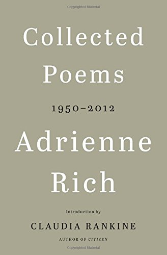 Collected Poems 1950-2012 [Rich, Adrienne] (Tapa Dura)