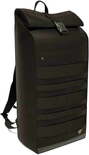 Roll Top Backpack - 9