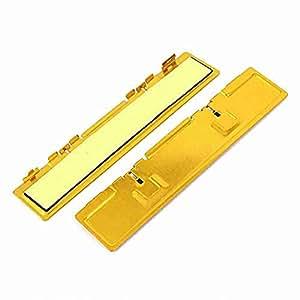 Movimiento y movimiento (TM)–Memoria RAM DDR2de DDR Disipador de calor de aluminio adhesivo Disipador Enfriador Naranja