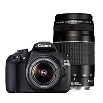 Canon 9127B043 - Cámara Digital Reflex, 18 MP: Amazon.es: Electrónica