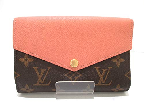 low priced 295a5 b4171 Amazon.co.jp: (ルイヴィトン) LOUIS VUITTON 2つ折り財布 ...