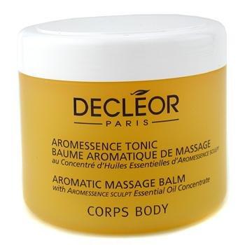 Decleor Aromessence Tonic Aromatic Massage Balm, Salon Size, 16.9 Ounce (Aromatic Massage Balm)