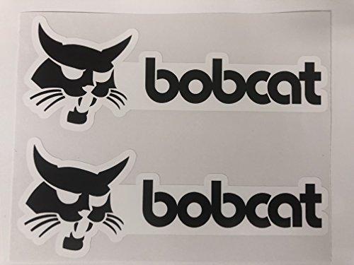 2 Bobcat Logo Little b Name ()