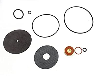 """Watts 0794053 Lead Free Relief Valve Rubber Parts Repair Kit for 2-1/2"""" - 3"""" 009 794053 LFRK 009-RV from Watts Regulator Company"""