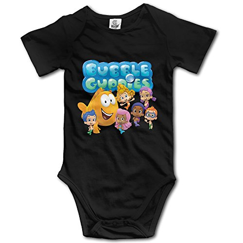 Bubble Guppies Cartoon Bodysuit Rompers product image