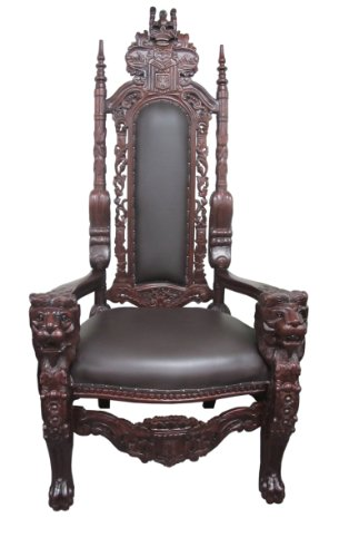d-art-collection-mahogany-lion-king-chair