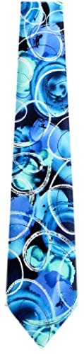 JG-7026 - Jerry Garcia Mens Fashion Designer Brand Silk Necktie - Necktie Tie Garcia