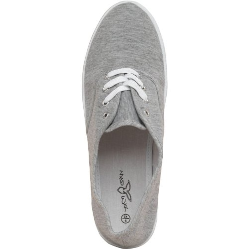 3da86f3b9211 Mens Mad Wax Mens Canvas Pumps Grey Marl - Grey Marl - 11 UK 11 EUR 45:  Amazon.co.uk: Shoes & Bags
