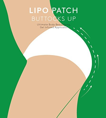 ULTIMATE BODY BUTTOCKS UP WRAPS , 6 pairs , WRAPS shaping...