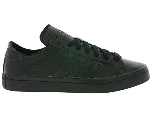 adidas Damen Courtvantage W Basketballschuhe Black
