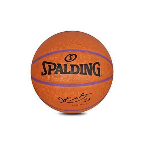 Spalding Kobe Bryant Rubber Basketball  Size 7   Brick