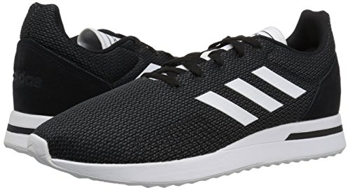 Pictures of adidas Men's Run70S Running Shoe Black/ B96550 Black/White/Carbon 4