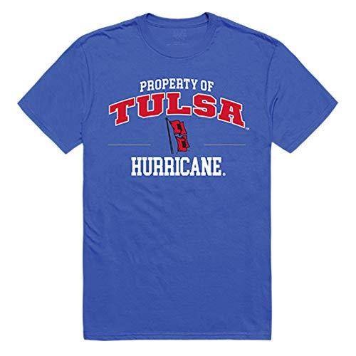 (Tulsa The University of Tulsa NCAA Men's Property College Tee t Shirt, Medium)
