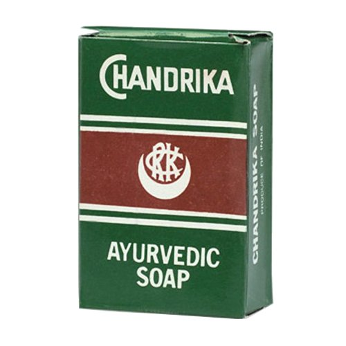 Chandrika Ayurvedic Bar Soap 2.64 (Chandrika Sandalwood Soap)