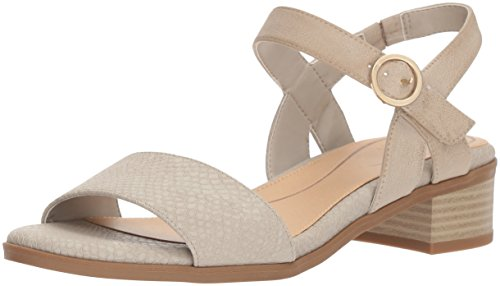 Scholl Shoes Heeled Westmont Women Print Sandal Snake Dr Grey d5On7d