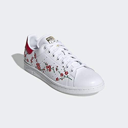 adidas Stan Smith Shoes Women's, White, Size 6: Amazon.fr ...
