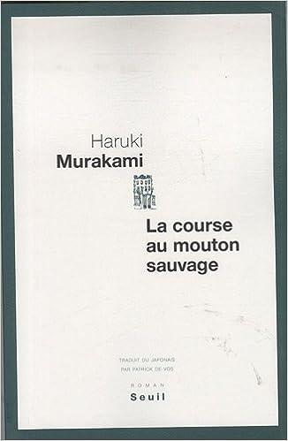 Livres La course au mouton sauvage pdf, epub