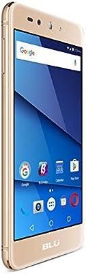 BLU Grand X LTE -Smartphone Libre Doble SIM de 5.0