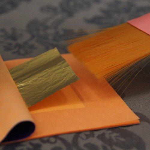 Anhebepinsel für Essbares Blattgold 80 mm 100 % Deutsche Qualität