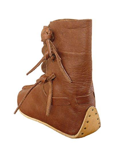 Cp-schoenen Middeleeuwse Viking Schoenen Skjold